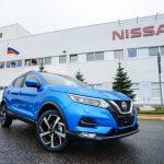 Петербургский завод Nissan возобновляет производство