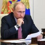 Продолжается приём вопросов на «Прямую линию» с Президентом России
