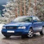 Редчайший седан Audi S6 Plus С4 1996 года выпуска уйдет с молотка