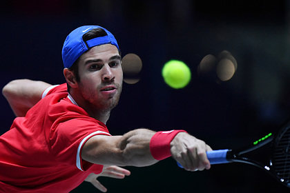 Российский теннисист Хачанов захотел заняться ММА