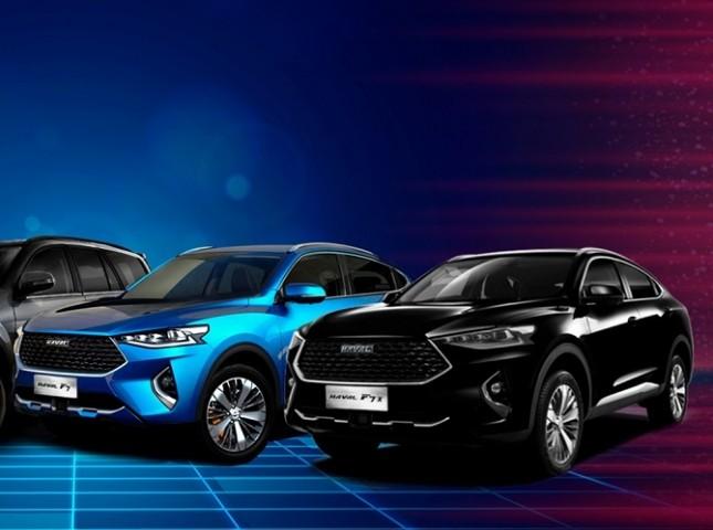 Рынок автомобилей китайских марок в апреле сократился на 36%