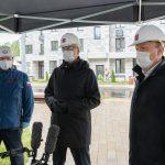 Сергей Собянин: Город продолжит реализацию программы реновации