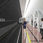 Станция метро «Рижская» будет связана пересадками с тремя линиями МЦД