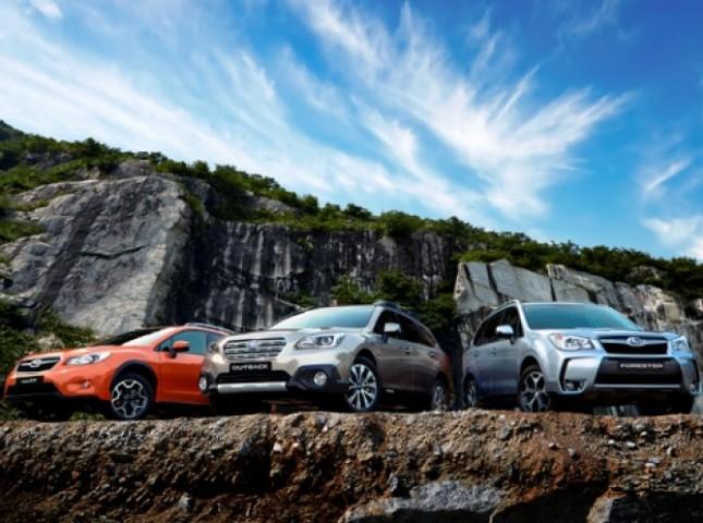 Subaru возобновит поставки автомобилей в Россию после простоя заводов в Японии