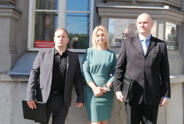 Таллинский суд рассмотрел жалобу защитников последней русской школы в Кейла