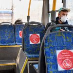 В центре столицы временно изменится маршрут автобусов С12