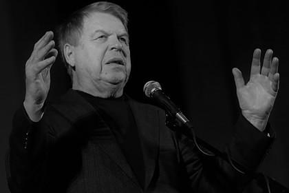 В Москве простились с Михаилом Кокшеновым