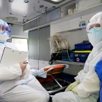 В Москве выявлены новые случаи коронавирусной инфекции