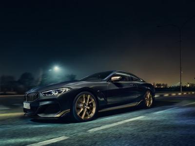 В Россию везут необычные BMW 8-й серии