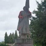 Вандалы осквернили памятник советскому солдату в Литве