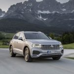 Volkswagen отзывает 1,1 тыс. внедорожников Touareg из-за возможной утечки трансмиссионного масла