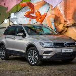 Volkswagen представляет в России специальную версию Tiguan Go!