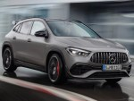 «Заряженный» Mercedes-AMG GLA получил рублевый ценник
