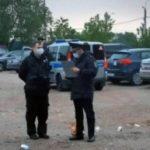 Житель Башкирии попытался поджечь пристава, изъявшего его автомобиль