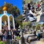 Соотечественники провели субботник на русском кладбище в Сиднее