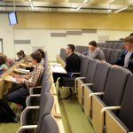 Почти 100 иностранным студентам предоставлены стипендии для учебы в вузах Латвии