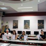 Победителям переводческого конкурса в Кракове вручили дипломы