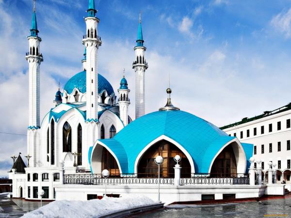 Российские мусульмане отмечают Курбан-байрам