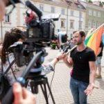 Община ЛГБТ призывает президента Литвы к солидарности