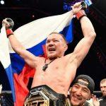 Красноярец стал победителем Абсолютного бойцовского чемпионата (UFC)
