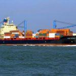 В порту Мууга задержано судно под флагом Панамы