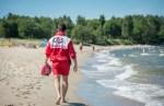 В Элва на озере Вереви едва не утонули два подростка
