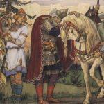 Меценат передал Третьяковке раритетное издание «Песни о вещем Олеге» с иллюстрациями Васнецова