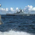 В регионах России прошли торжества в честь Дня Военно-морского флота