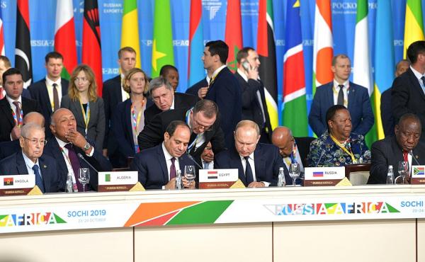 Следующий саммит Россия — Африка состоится в 2022 году, сообщили в МИД РФ