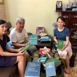 Библиотека в Ханое получила в дар от вьетнамского русиста литературу по русскому языку