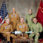 45 лет назад «Союз-19» и «Аполлон» произвели успешную стыковку в космосе
