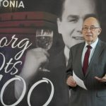 Арне Микк ушел с поста председателя совета оперы «Эстония»
