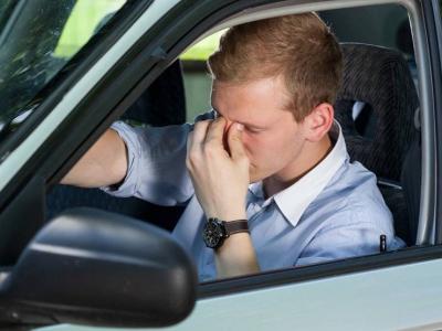 5 самых распространенных причин потери сознания за рулем в жару