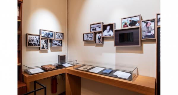 """В Музее-квартире Александра Солженицына открылась фотодокументальная выставка «""""Товарищ капитан!.."""": Фронтовой путь Александра Солженицына. 1941−1945»"""