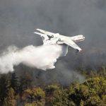 Российские противопожарные самолёты помогли потушить большой пожар в Турции