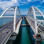 По Крымскому мосту проехало 10 млн автомобилей