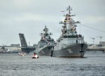 Более 250 кораблей примут участие в военно-морских парадах в России