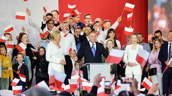 Новый раздел Польши. На этот раз Россия в нем не участвует