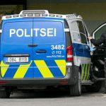 19-летний юноша брызнул в полицейского из газового баллончика