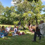 Международную акцию «Сад памяти» решено проводить ежегодно