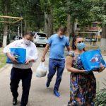 Соотечественники в Ташкенте получают помощь в рамках акции «Доброе сердце»