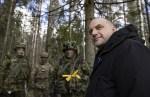 Луйк об оборонных планах НАТО: удалось прийти к компромиссу