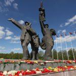 Памятник Освободителям в Риге отремонтируют