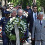 В Вильнюсе почтили память советских воинов, павших при освобождении города от фашистов