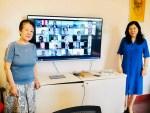 Об истории преподавания русского языка в Китае рассказали в пекинском Русском центре