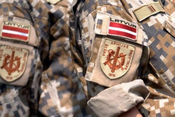 Латвия планирует направить 34 военнослужащих для миссии в Ирак