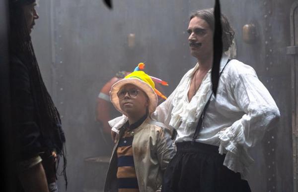 Снимается кино: пиратский корабль между мирами живых и мертвых