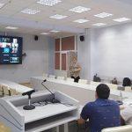 Сотрудники МДС приняли участие в видеоконференции «Миротворчество, как точка соприкосновения государств»