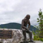 Архангельская область заберет памятник русскому губернатору Аляски в случае его демонтажа