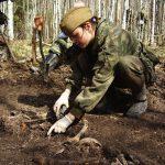 Поисковики нашли на Ставрополье место массового расстрела фашистами мирных жителей